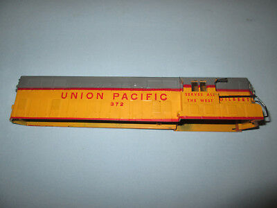 "American Flyer #372 Union Pacific GP-7 Diesel Loco Shell. ""Built by Gilbert"""