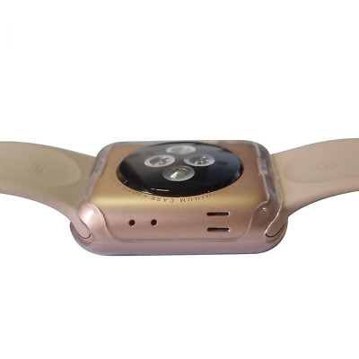 Protective Clear Case Watch Cover Accessory For 38mm Apple iWatch Series 3/2/1