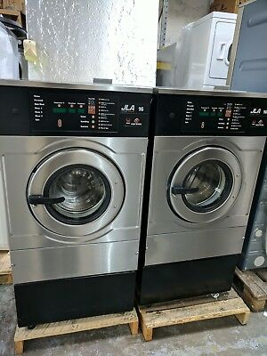 Ipso HC75 Commercial Washing Machine. 7.5kg Capacity WITH PLINTHS Fully Tested