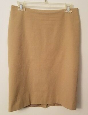 Jones Wear Pencil Skirt Womens Size 16 Straight Lined Career Black/beige Crazy Price Skirts