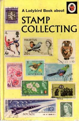 Stamp Collecting - Ian F Finlay - Ladybird Books - Acceptable - Hardcover