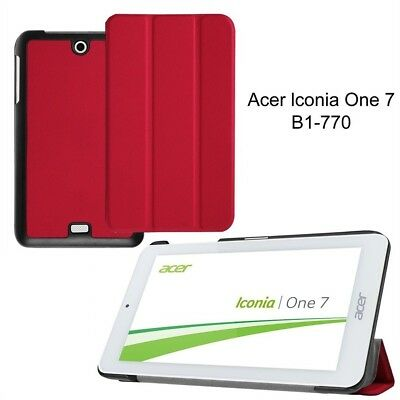 Slim Smart Case Stand Cover for Acer Iconia ONE B1-770 7 inch Tablet