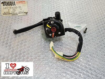 Yamaha Ca50 Riva New Genuine Handle Switch Left Control 14T-W8291-30