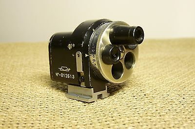 Vintage Russian Universal VIEWFINDER for RF cameras (# 254)