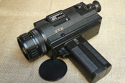 QUARTZ - 8XL. Russian movie camera Super 8 (# 232).