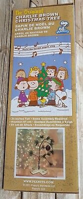 The Original Charlie Brown Christmas Tree 24 inches tall