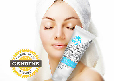 HENDEL`S GARDEN ULTIMATE WHITENING MASK MIRACLE GLOW 50ML. FREE shipment