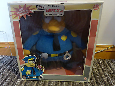 The Simpsons - Official Chief Wiggum Episode Collectable - Plush/Soft Toy