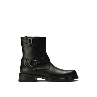 Unlisted, A Kenneth Cole Production Slightly Off High-Top Boot - Men's - Black