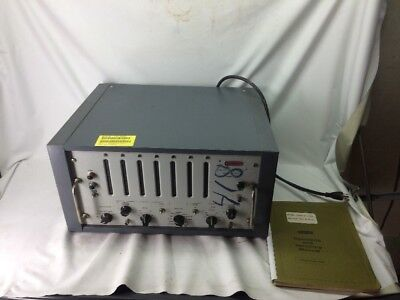 Beckman Universal Eput And Timer Model 7360A