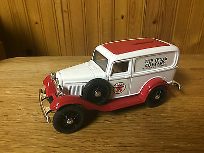 Texaco 1932 Ford Delivery Van, #3, Stock #9396Uo