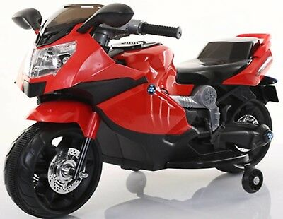 Ride On Kids BMW Motorbike Bike Electric Battery Car 6v Motorcycle Scooter New B