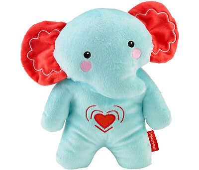 Fisher-Price Fisher-Price Calming Vibrations Blue Elephant Cuddle Soother Super