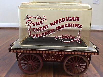 VINTAGE - The Great American Popcorn Machine by Sunbeam