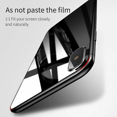 Baseus 3D Full Cover Front+Back Screen Protector Protective Film For iPhone X 10