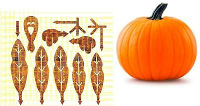 DXF CNC dxf for Plasma Thankgiving Vector Turkey Pumpkin Application Parts