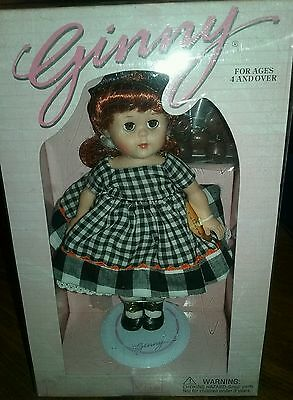 "1995 Vogue Ginny Doll ""Caramel Apples"" New In Box-#6HP13"