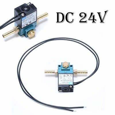 3 Port Electronic Boost Control Solenoid Valve 35A-AAA-DDBA-1BA DC 24V  5.4W