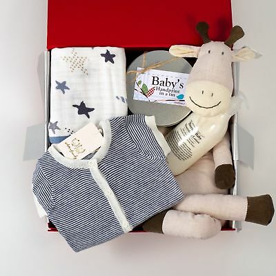 NEW Baby Clothing, Gifts and Accessories Jack In The Box Classic Baby Hamper
