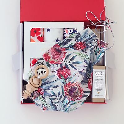 NEW Baby Clothing, Gifts and Accessories Native Flower Baby Hamper