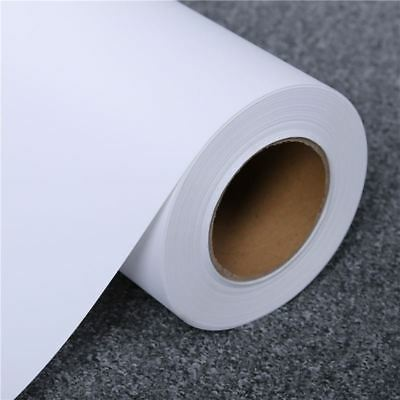 """44""""x100' 310gsm Polyester Matte Canvas Roll for Epson Canon HP inkjet print"""