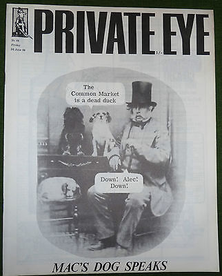 Private Eye Issue 66, 26 June 1964