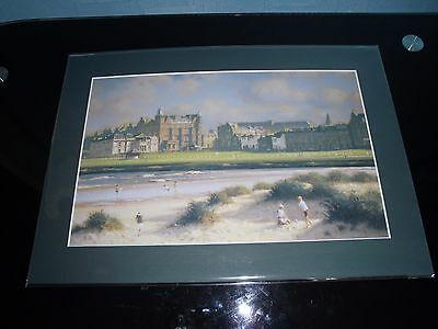 Mounted St.Andrews Prints