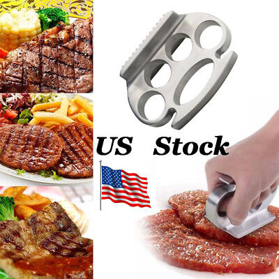 Meat Tenderizer Meat Hammer Kitchen Tools Pounder Steak Beef Chicken Poultry US