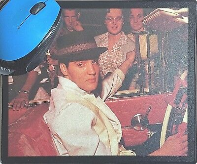 Elvis Presley movie poster Mouse Mat #12 New - Candid #2 Love Me Tender Charro