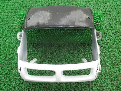 HONDA Genuine Used Motorcycle Parts NS50F Upper Cowl GE2 AC08 Good Condition.