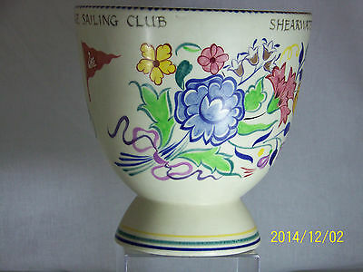 "Poole Art Pottery ""Monumental"" Sailing ChampionshipTrophy  Vase"