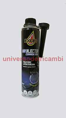 Exced HP Injector 500ml additivo professionale diesel common rail