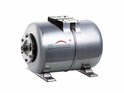 New Pressure Tank Stainless Steel 24L ships to NZ only