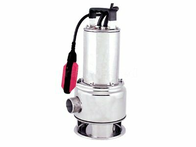 New Submersible Pump Stainless Steel 1400W ships to NZ only