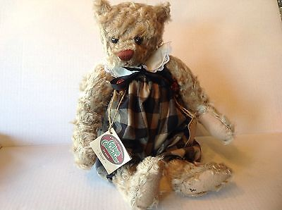 Ganz Cottage Collectibles Bear Dexter Yes - No Bear  New with Tags