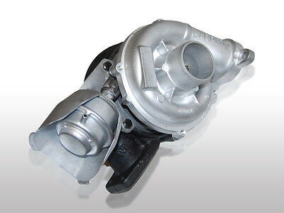 Turbo Turbolader 1.6HDi TDCi 109PS 80KW Ford Citroen Peugeot Volvo Mazda 753420
