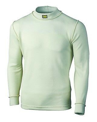 Top Ropa Interior Nomex Blanco Talla S