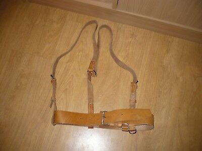 JNA belt with Y strap-new unuised