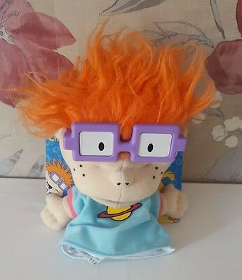RUGRATS HAND PUPPETS - Chucky - 1999 Viacom  New & Carded