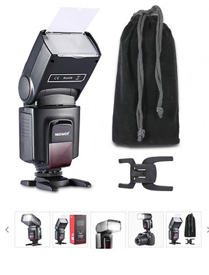 Neewer TT560 Flash Speedlite For SLR Digital, SLR Film, SLR Cameras And Digital