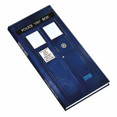 Doctor Who Slim Diary 2018