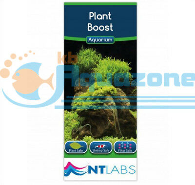 *nt Labs* Plant Boost Aquarium - It Is Plant Safe ,shrimp Safa , Filter Safe