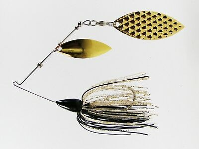 Spinnerbait bass ½ oz hook 4/0 color GB
