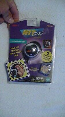Hit Clips Earphone Player Factory Sealed Smash Mouth Pacific Coast Party