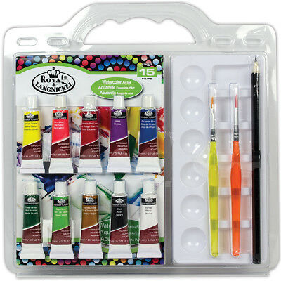 Watercolor Art Set  RTN-138
