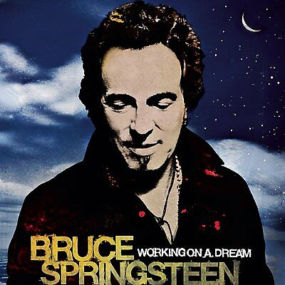 Bruce Springsteen - Working On A Dream - UK CD album 2009