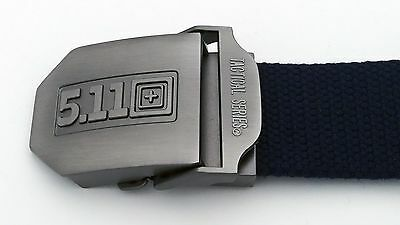 Fine 5-11 Tactical series  multiple styles choose smoothing buckle canvas belt