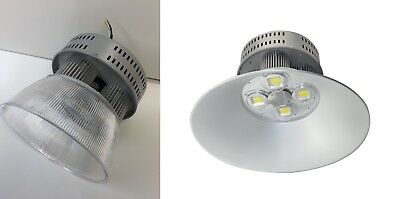 LED High Bay Warehouse Light Bright White Fixture Factory 250W-1000W Equiv Shop