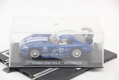 Fly Analogue  Car - A2 - Dodge Viper Gts-R - #97 - Blue - Daytona