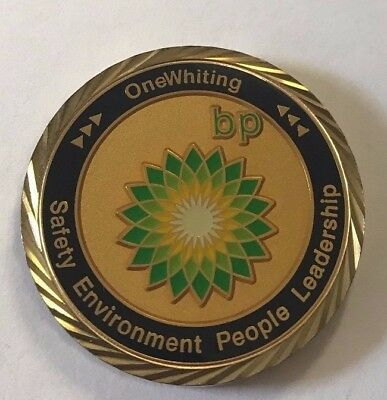 BP British Petroleum Gas Company Presented By The BUL Whiting Refinery  #51
